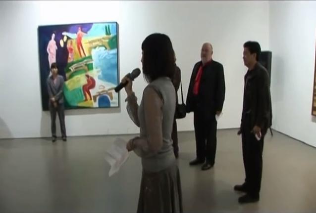 Opening expositie Love You in Today Art Museum Beijing